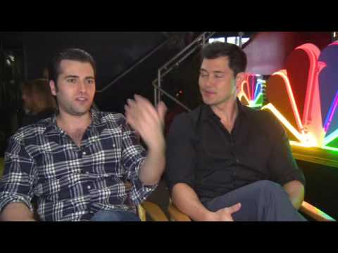 DAYS OF OUR LIVES Freddie Smith & Christopher Sean