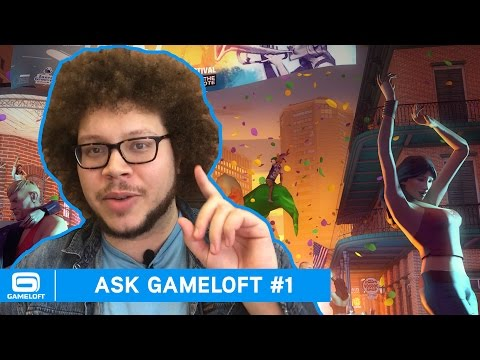 Ask Gameloft #1 – GNO, Online Requirements, Disappearing Apps
