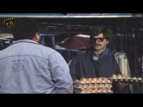 K-15 - Mile prodava jajca na tezga