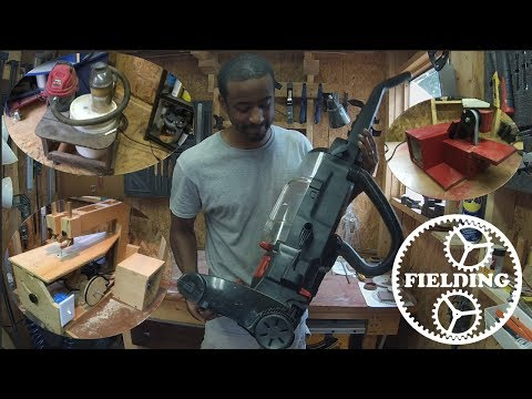 010:Things You Can Make With A Vacuum and Other Salvaged Motors