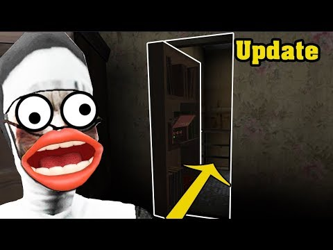 (Neues Update) Secret Geheimgang !! | Evil Nun (Deutsch/German)