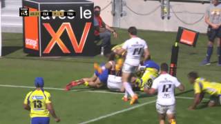 Top 14 - 1/2 Finale _ Clermont - Toulouse (2014-2015)