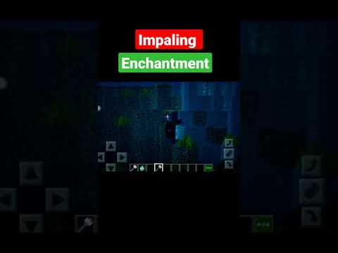 impaling enchantment for trident