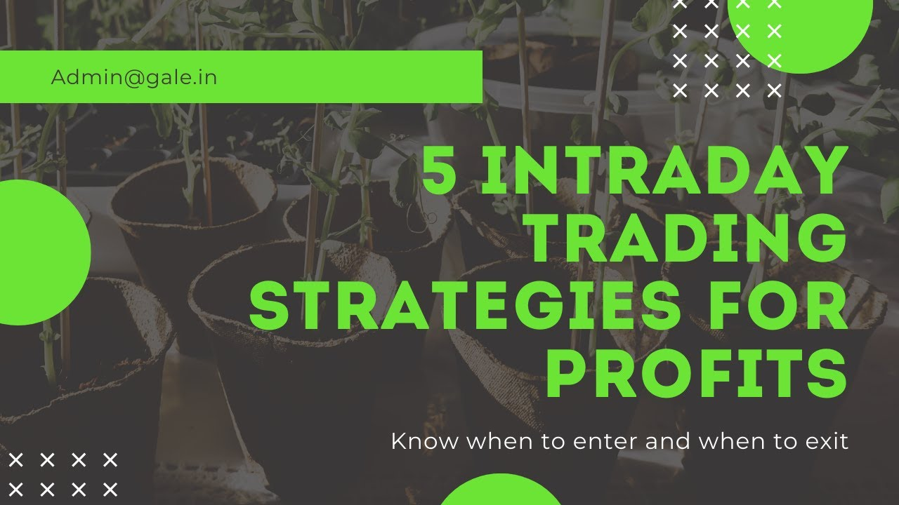 Intraday Trading Strategies That Work ()