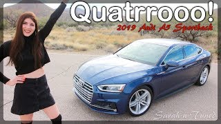 The Ultimate Daily Driver? // 2019 Audi A5 Sportback Review