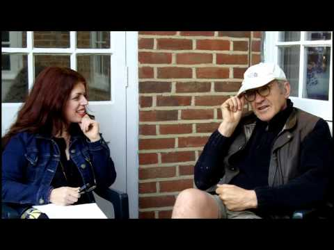 Larry Lamb interviewed by Cate Mackenzie