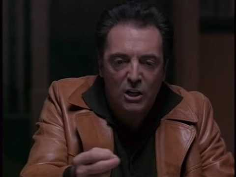 BEST LINES FROM GOTTI (1996): --INCREDIBLE RANT--