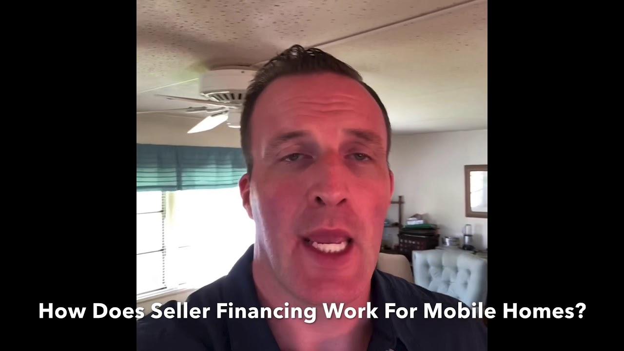 Do Sarasota Mobile Home Buyers Need Seller Financing?