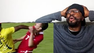10 BIGGEST Cheating In Football ● Unsportsmanlike Moments REACTION