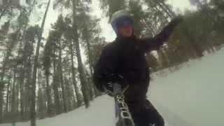 Snowboarding in Norway 2014 GoPro (David Coley, Villads Rex)