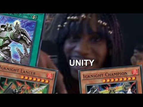 Igknight Unite: UNITY!!!