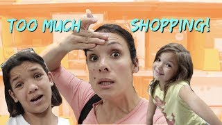 BACK TO SCHOOL Shopping HAUL for 6 KIDS!!!