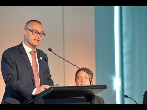 Minister Of Health, Dr David Clark