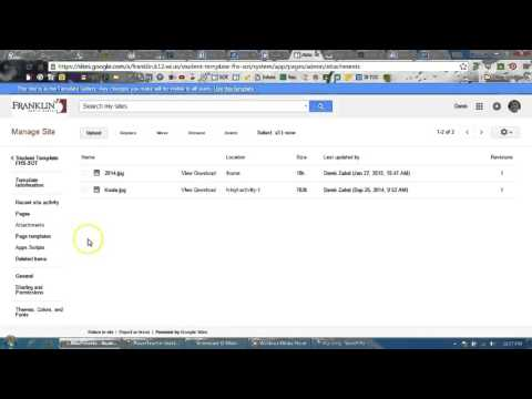 How to Embed An MP3 Into Google Sites
