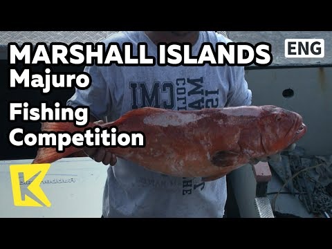 【K】Marshall Islands Travel-Majuro[마셜 여행-마주로]허무한 낚시대회/Fishing Competition/Seafood Market/Ship