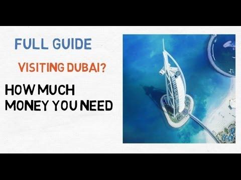 2) Job visit Dubai: Money(how much do u need)