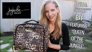 REVIEW: JuJuBe BFF in the brand NEW print QUEEN OF THE JUNGLE!