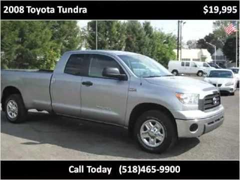2008 Toyota Tundra Used Cars Menands (albany) NY