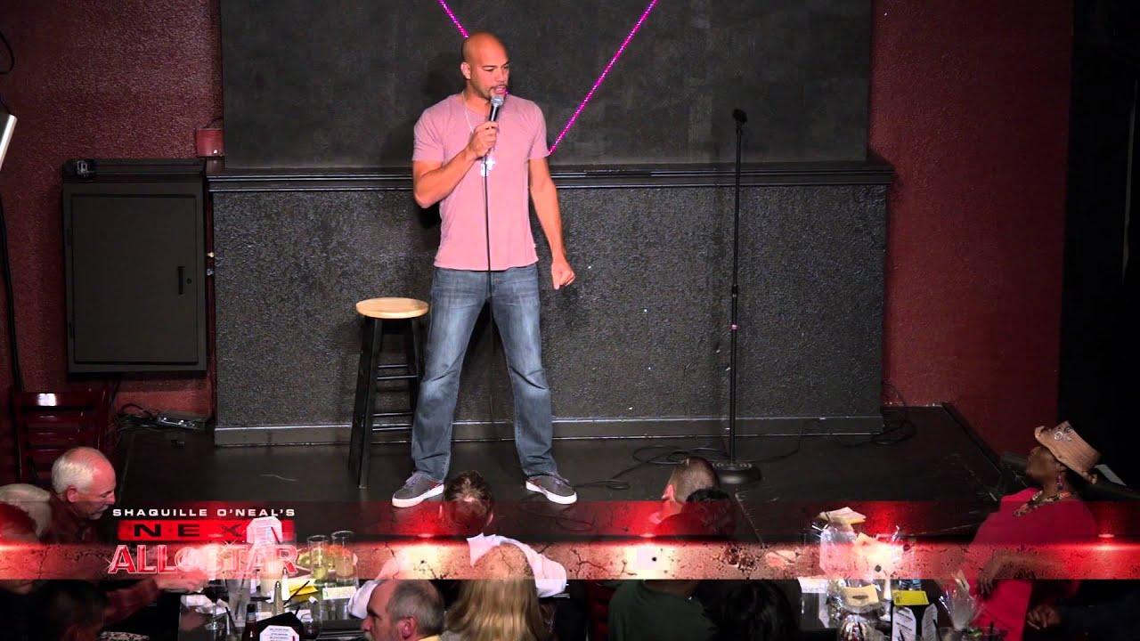 Shaq's Next All-Star Comedy Talent Search (11/8/13)