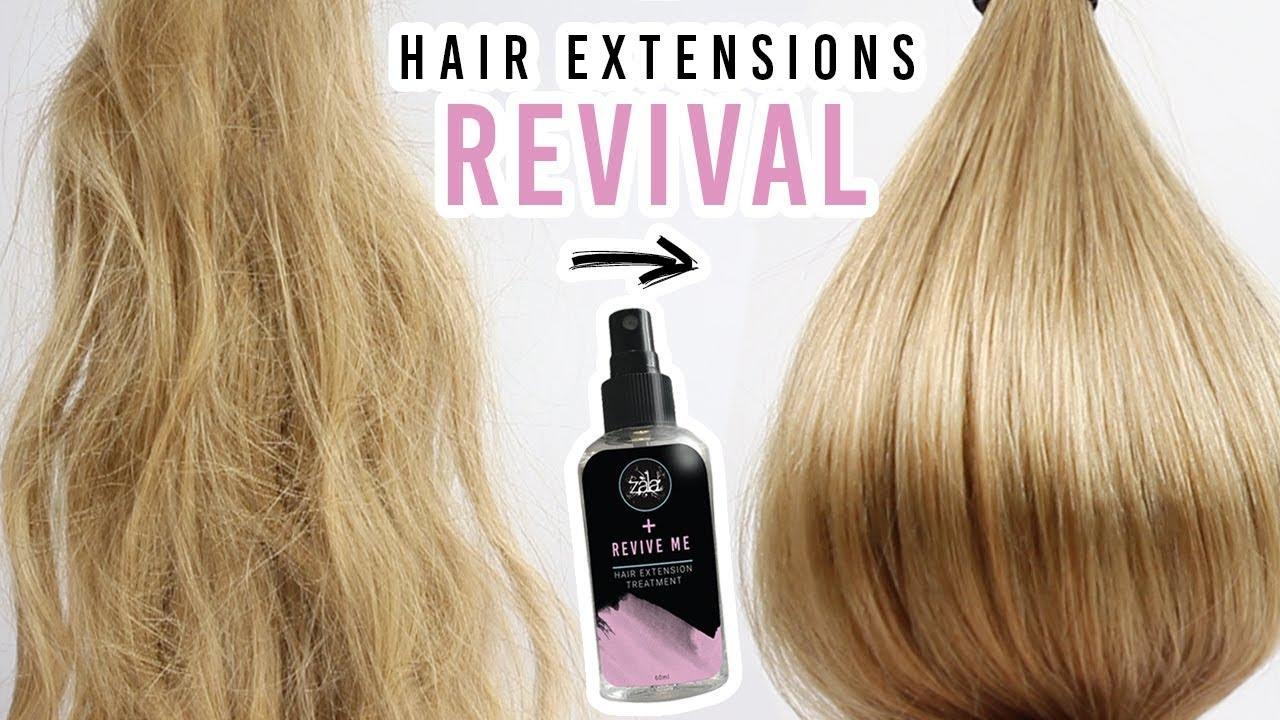 Revive me hair extensions treatment zala hair extensions youtube revive me hair extensions treatment zala hair extensions pmusecretfo Gallery