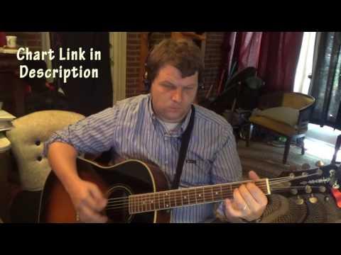 Jason Aldean - Amarillo Sky - Guitar Chord Chart