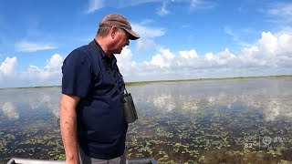 Scientist calls Lake Okeechobee 'our remaining water supply'