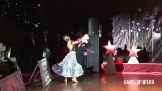 Говоров Николай - Толстая Евгения, Final Viennese Waltz (CAM 2)