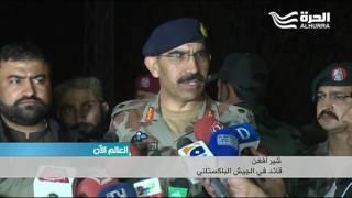 مسلحون يقتحمون اكاديمية للشرطة في باكستان... عشرات القتلى والجرحى وداعش يتبنى العملية