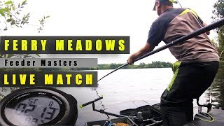 FERRY MEADOWS £12,000 'LIVE MATCH' QUALIFIER - FEEDER MASTERS BREAM FISHING