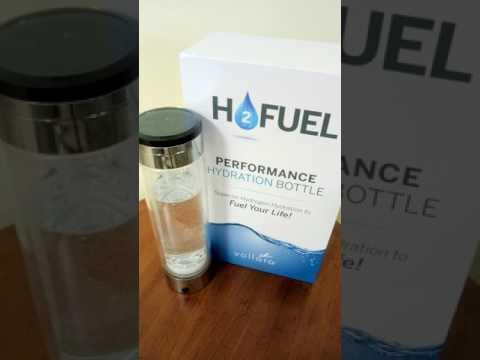 Drinking hydrogen water