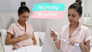 My Pregnant Morning Routine!