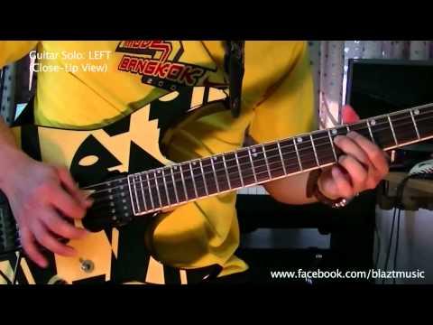 ให้รักคุ้มครอง - BODYSLAM (Live in คราม) Guitar Cover by WHIN