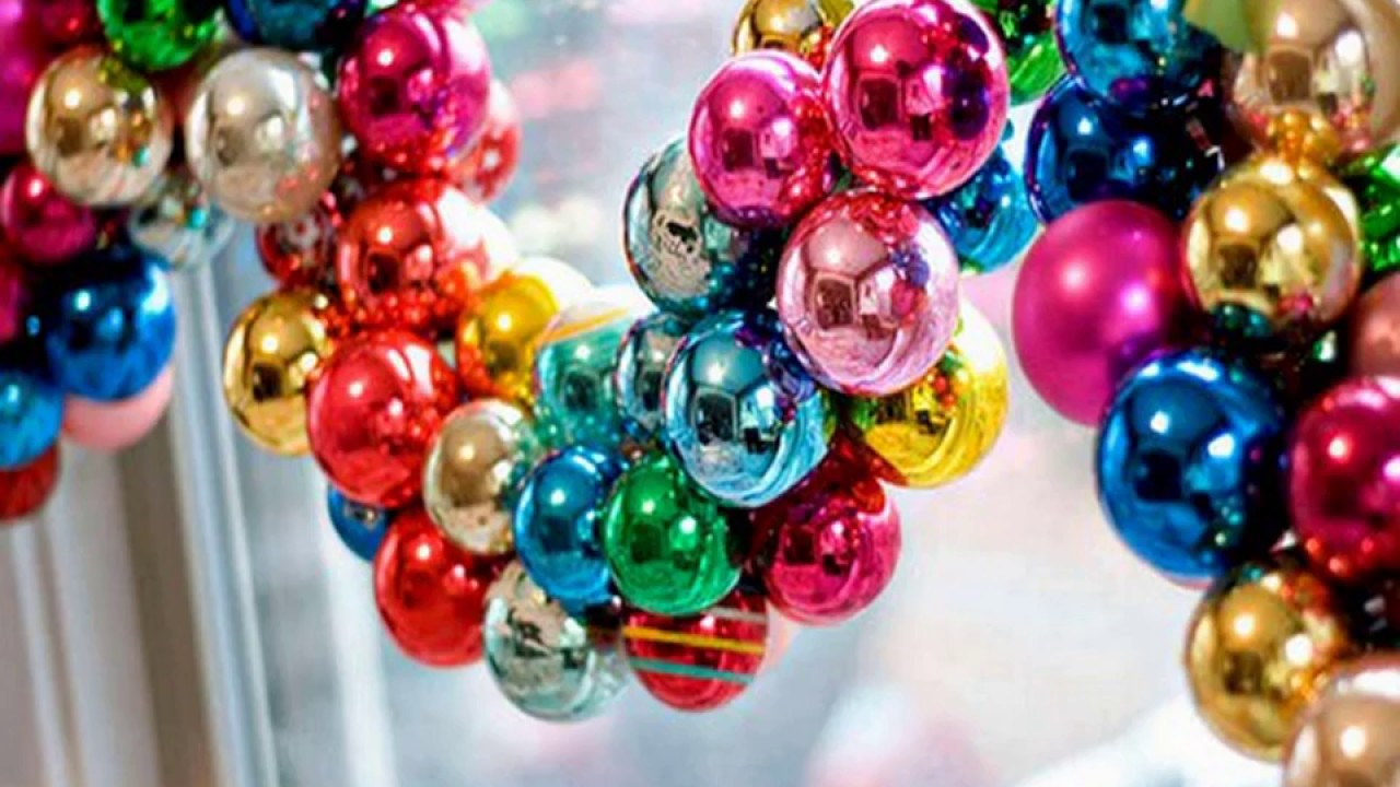 The Best Pinterest DIY Christmas Decoration Ideas   YouTube