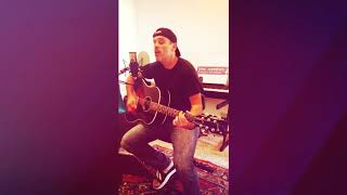 "Eric Andrews performs ""Runaway Train"" acoustic Soul Asylum cover"