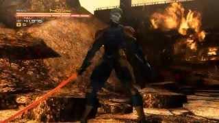 Metal Gear Rising - Suprise Motherfucker (skrillex - bangarang)