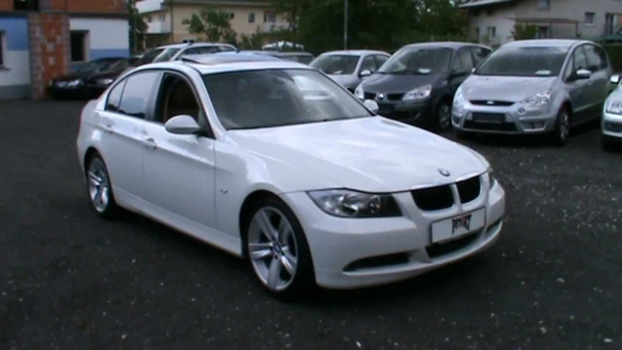 2007 BMW 328i STEPTRONIC Review,Start Up, Engine, And In Depth Tour    YouTube