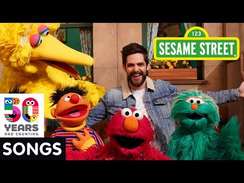 Ridder, Scott and Shannen - Thomas Rhett Records Sesame Street Song