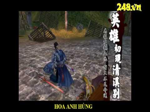 248.vn - Thần Long Huyết Kiếm giới thiệu 3 lớp nhân vật