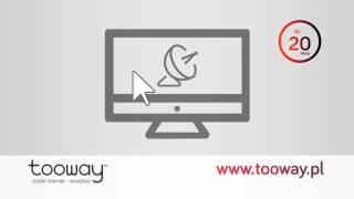 Nowa reklama Internetu satelitarnego Tooway(Mamy dla Was coś specjalnego! Jako jedni z pierwszych w Polsce będziecie mogli zobaczyć nową reklamę Internetu satelitarnego Tooway!, 2014-01-14T13:16:13.000Z)