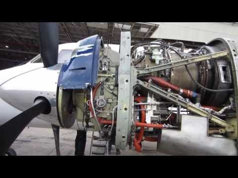 Garrett TPE331 turboprop engine