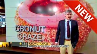 США - Нью-Йорк. Что Будет Если Смешать Пончик И Круасан? Американские сладости.