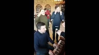 Nino Qatamadze / Ansambli Shvidkaca / Sait mifrinaven toliebi / ნინო ქათამაძე / თოლიები