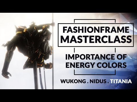 Warframe MASTERCLASS | Importance of Picking Energy Colors First thumbnail