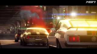 GRID 2 Gameplay #1 | 1080P HD/EN/PC | Riverside, Chicago