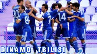 FC Dinamo Tbilisi half season all goals 2014/2015