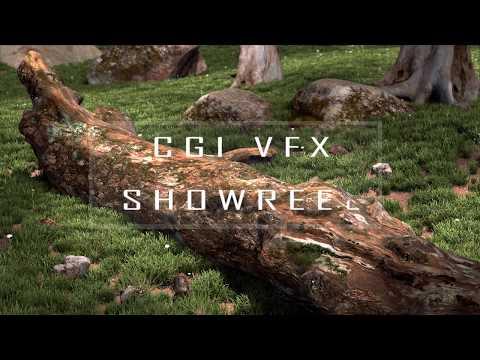 CGI VFX showreel 2017