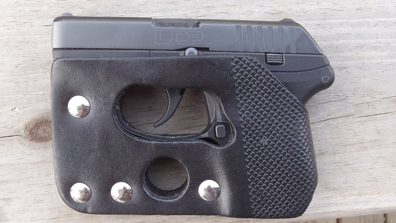 Ruger Lcp 380 Amp Grip It Holster Review
