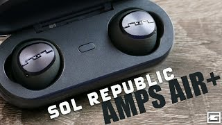 First Look! : Sol Republic Amps Air+ ANC True Wireless
