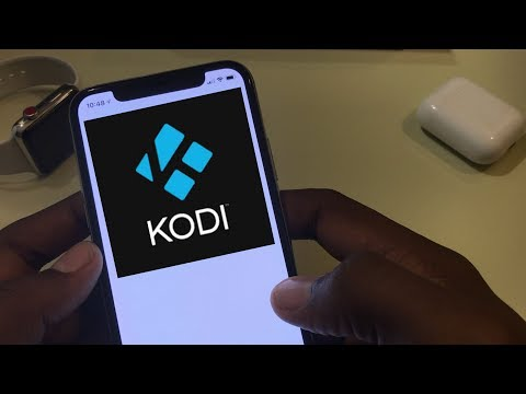 How To Put Kodi On IPhone X (NO JAILBREAK)UPDATED:iPhone 11 Pro