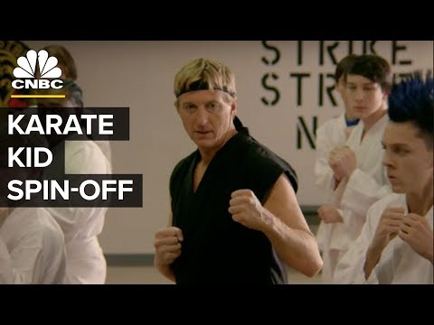 'Cobra Kai' Producers: We Believed In The Story And People At YouTube Red   CNBC